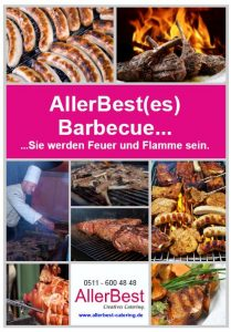 Allerbest Catering Hannover Barbecue Katalog