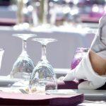 Catering Hannover gedeckter Tisch