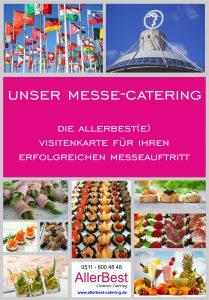 Titelblatt_Messekatalog - Hannover Messecatering