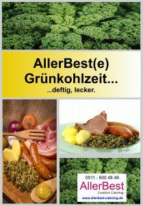 Grünkohlzeit 2017 Catering Hannover Bild