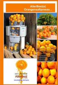 Orangensaftpresse Bild AllerBest