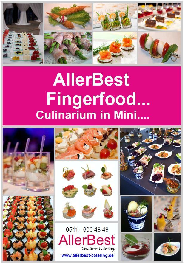 Fingerfood Englisch