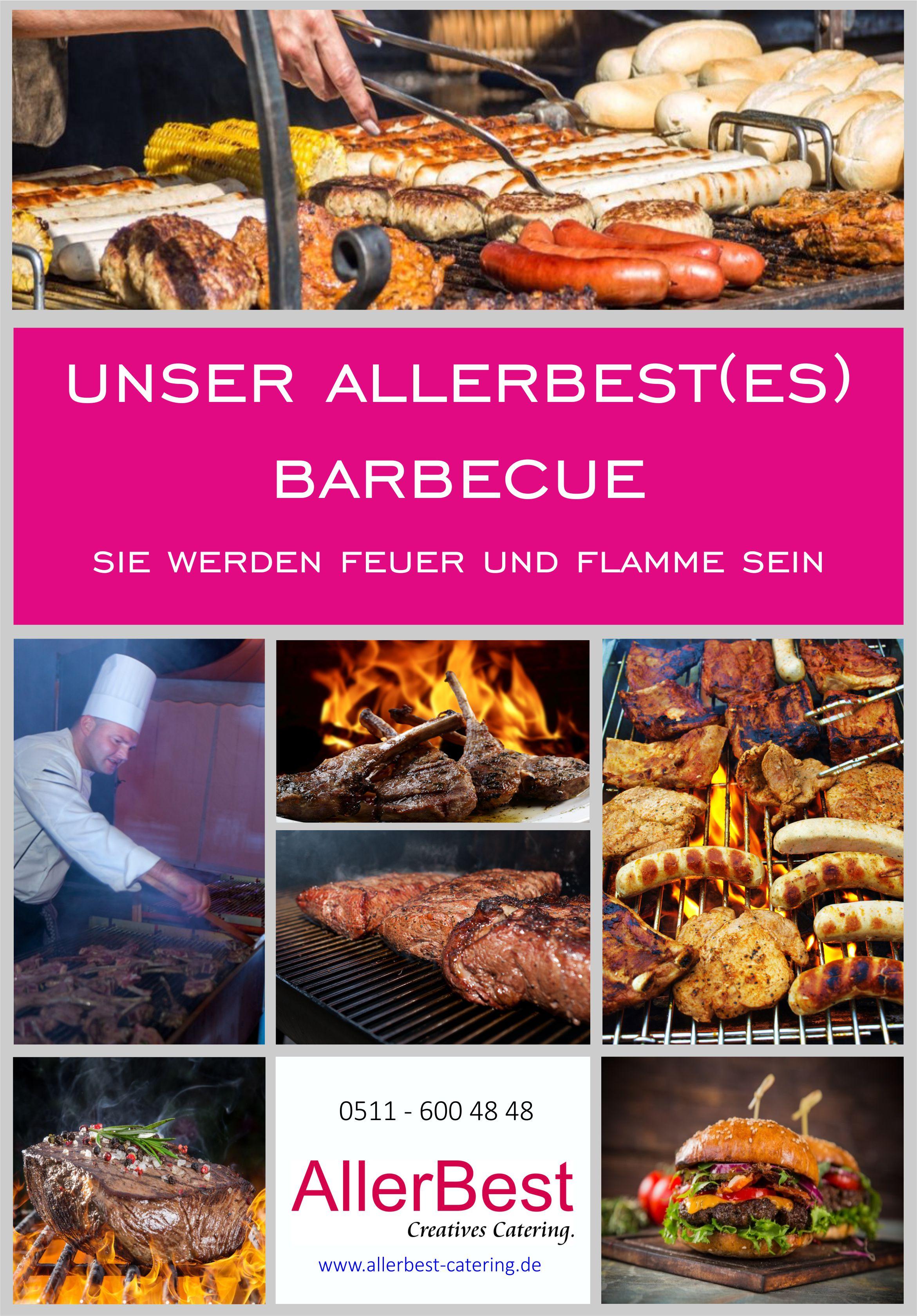 Titelblatt Barbecue-Vorschläge 2018