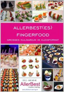 Titelblatt Fingerfood Modul
