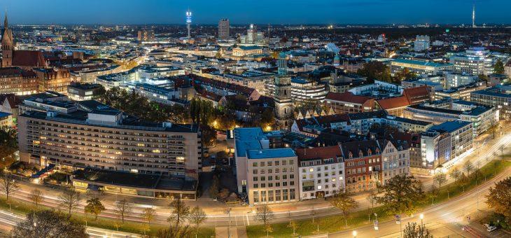 Die Landeshauptstadt Hannover
