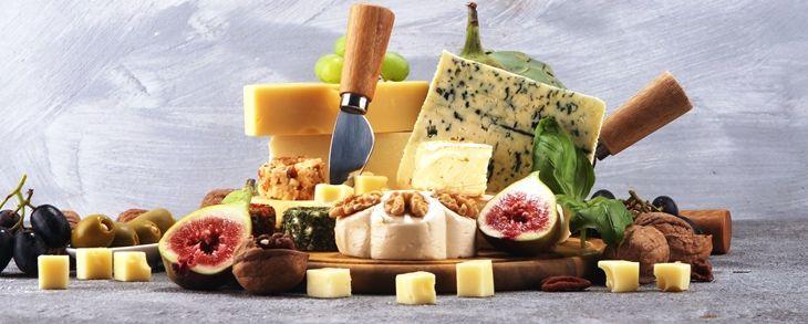 Käse als krönender Abschluss